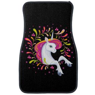 Einhorn  Unicorn Licorne Fußmatten Automatte