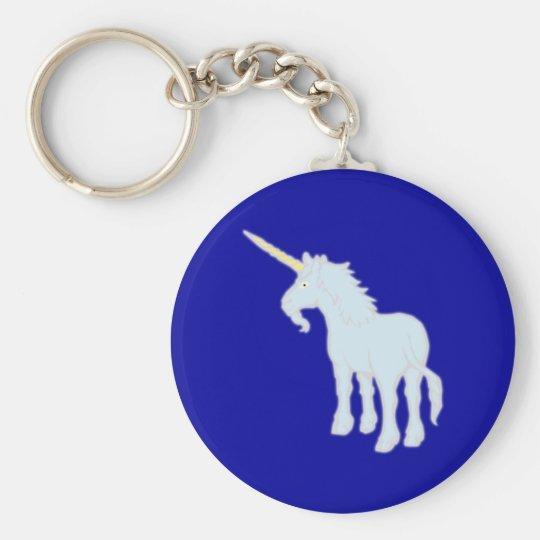 Einhorn unicorn schlüsselanhänger