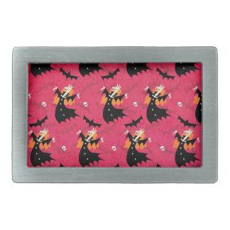 Einhorn-Vampir Rechteckige Gürtelschnallen