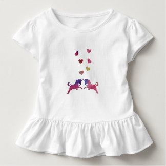 Einhörner Kleinkind T-shirt