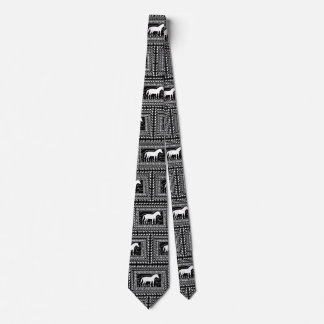 Einhörner N10 Krawatte