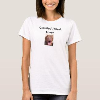 einige der zugelassenen pitbull Liebhaber-Frauen T-Shirt