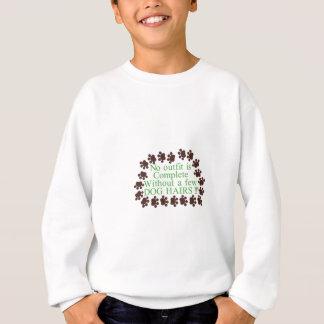 Einige Hundehaare Sweatshirt