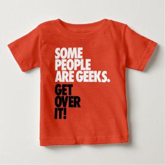Einige Leute sind Aussenseiter Baby T-shirt