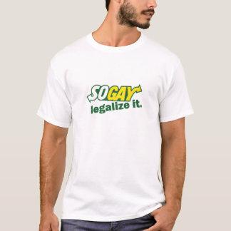 Einige Leute sind homosexuell - erhalten Sie über T-Shirt