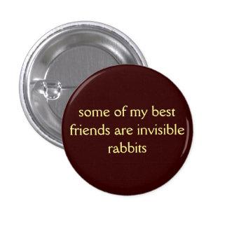 Einige meiner besten Freunde…  Knopf Runder Button 2,5 Cm