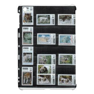 Einige Zazzle kundenspezifische Briefmarken durch  Etui Fürs iPad Mini