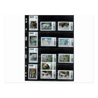 Einige Zazzle kundenspezifische Briefmarken durch Postkarte