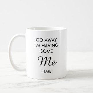Einiges haben ich Zeit Tasse