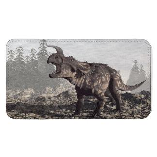 Einiosaurusdinosaurier - 3D übertragen Galaxy S5 Tasche