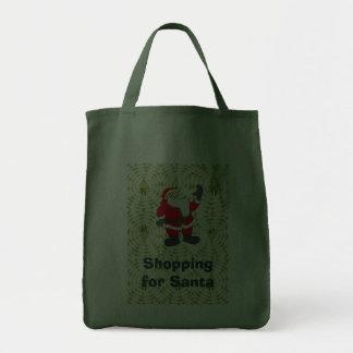 Einkauf für Sankt Tasche