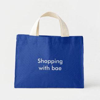 Einkauf mit Bae Einkaufstaschen
