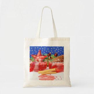 Einkaufstasche frohe Weihnachten