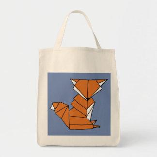 EinkaufsTaschen-Tasche mit Fox-Entwurf Tragetasche
