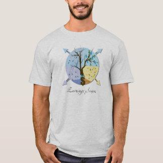Einkommen-Jahreszeit-Börse-Shirt T-Shirt