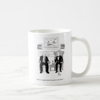 Einkommensungleichheit Kaffeetasse