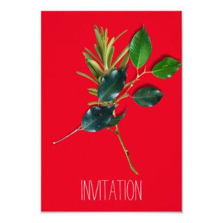 Einladung, die Party kocht 8,9 X 12,7 Cm Einladungskarte