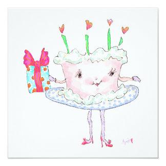 Einladung Fräuleins Cake