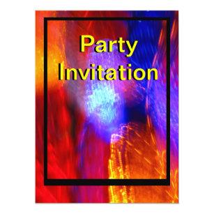 Schablone 16,5 x 22,2 cm Einladungen, Ankündigungen und Einladungskarten