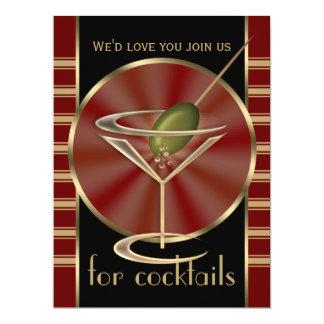 Einladungen des Cocktail-Party-XXL