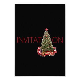 Einladungs-WeihnachtsParty Karte