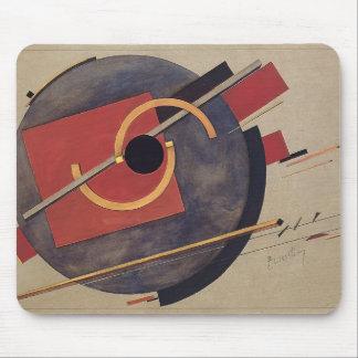 Einleitende Skizze EL Lissitzky- für ein Plakat Mousepads