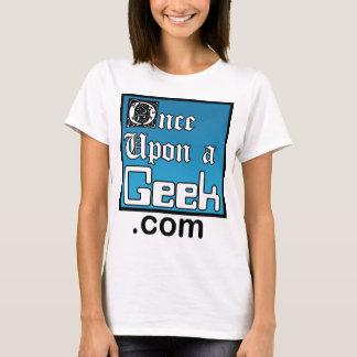 Einmal nach einem Geek-Damen-Shirt T-Shirt