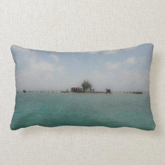 Einsame Insel Lendenkissen