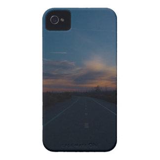 Einsamer Fahrrad-Weg iPhone 4 Case-Mate Hülle