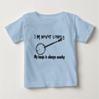 Einsames Banjo Baby T-shirt