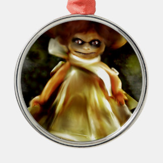 Einschüchternde Dora Transportwagen-Produkte Silbernes Ornament