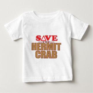Einsiedler-Krabbe retten Baby T-shirt