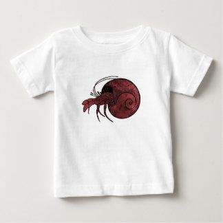 Einsiedlerkrebs Baby T-shirt