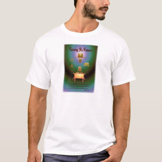 Eintragen seiner Anwesenheit T-Shirt