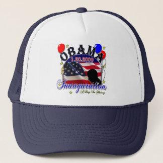 Einweihung von Präsidenten Obama 2009 Truckerkappe