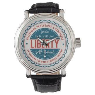Einzelne Freiheits-Uhr Uhr
