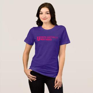 Einzigartig, cool, glatt T-Shirt