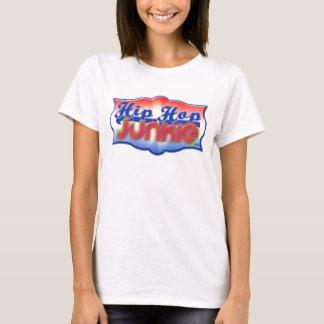 Einzigartige coole angesagte Hopfenart-roter T-Shirt