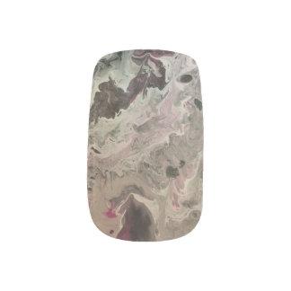 Einzigartige Nagel-Kunst-Verpackungen Minx Nagelkunst