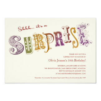 Surprise Retirement Invitations for amazing invitations layout