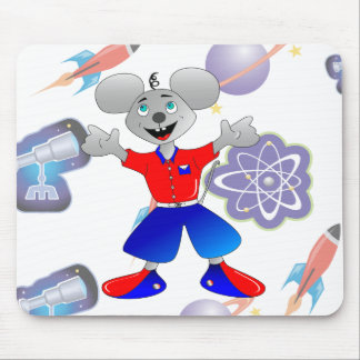 Einzigartige und sehr coole Raummaus Mousepad