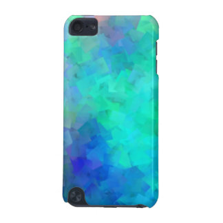 Einzigartiger abstrakter Pastellkasten iPod-Touch iPod Touch 5G Hülle