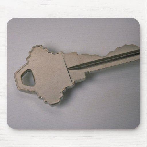 Einzigartiger Hausschlüssel Mauspad