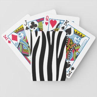 Einzigartiger Muster Bicycle® Poker-Spielkarten