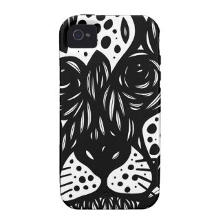 Einzigartiger niedlicher cooler iPhone 4 Fall Vibe iPhone 4 Case