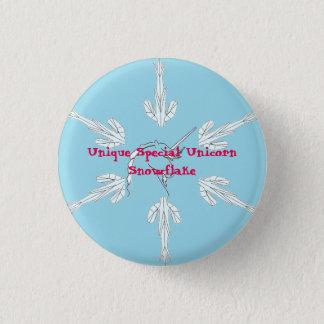 Einzigartiger spezieller runder button 2,5 cm