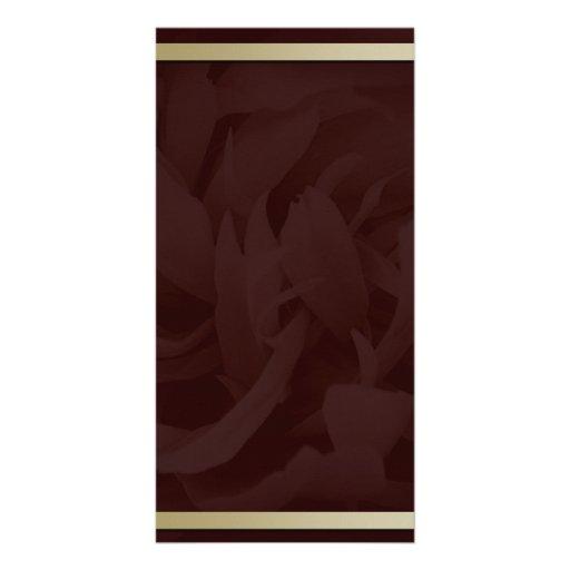 Einzigartiges Entwurfsgeburtstagsgeschenk Photokartenvorlagen