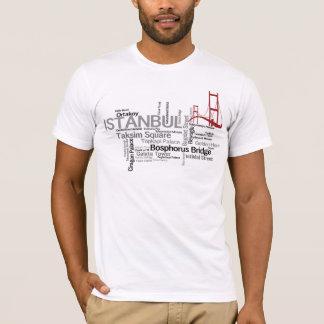 Einzigartiges Istanbul-Shirt T-Shirt