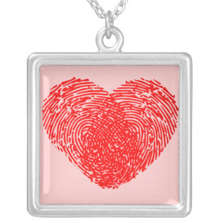 Einzigartiges Liebe-Herz-romantische persönliche T Schmuck