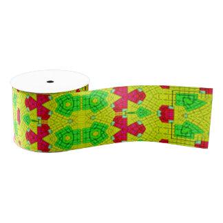 Einzigartiges modisches stilvolles Muster Ripsband